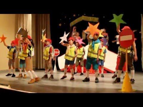 Villancicos: Una estrella sin nombre y Ese camino 5ªE P 2015 - YouTube