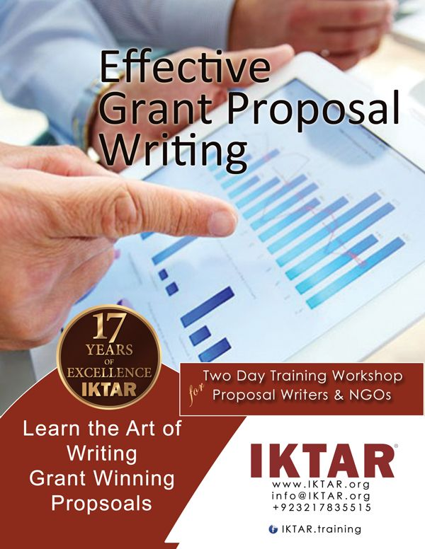 60 best IKTAR Trainings images on Pinterest Management, Skill - training proposal letter