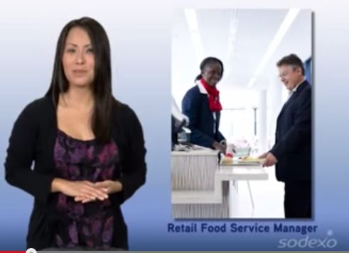 Learn how Sodexo Retail Food Service Managers lead with their creative side on our blog!