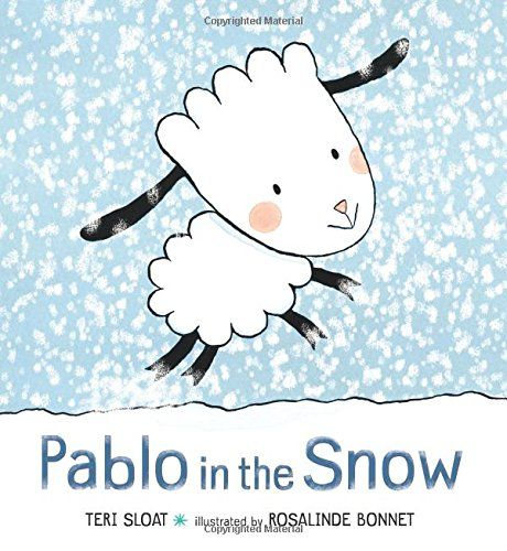 Pablo in the Snow - MAIN Juvenile PZ7.S63315 Pab 2017  - check availability @ https://library.ashland.edu/search/i?SEARCH=1627794123