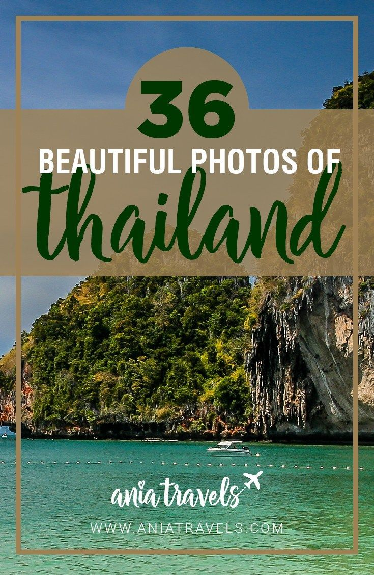 """Thailand is the current """"IT PLACE"""" to visit for tourists and backpackers all over the world. The amazingly warm people, delicious food, budget friendliness, and colorful views would put Thailand on top of the travel bucket list for anyone. It is also one of those places so amazing that you won't realize until you actually go there yourself. Here's a sneak peak of all that Thailand has to offer to make you want to book a plane ticket right now. 