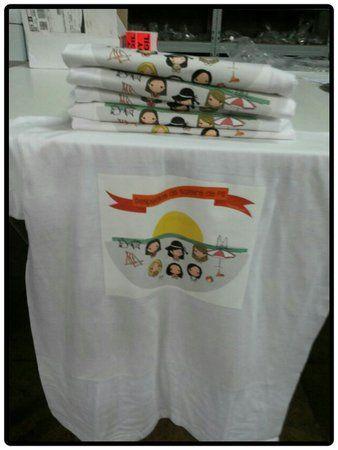Camisetas económicas personalizadas para cualquier promoción.