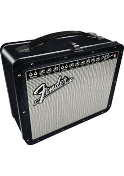 Fender Amp Fun Box Lunchboxes, Lunchbox | Sanity