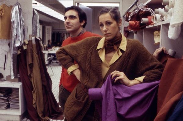 Donna Karan & louis dell'olio