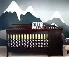 mountains nursery.