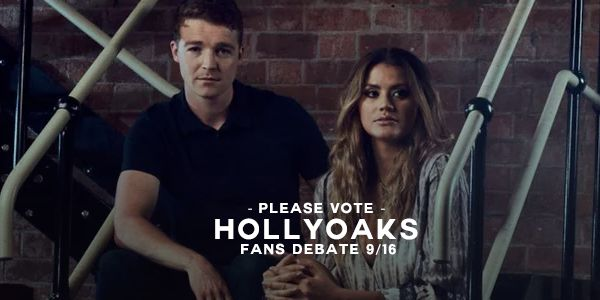 POLL: What do you think about the new 'Hollyoaks' Sexual Consent Episode?   POLL: What do you think about the new 'Hollyoaks' Sexual Consent Episode? aired on Friday (September 23 2016) Watch full episodes online.  'Hollyoaks' bosses have won great praise by viewers.  Participate in our poll by scrolling down to the end of this post.  Type your preferred comment of your choice  stay on the topic.  Get use to our threads (What is this?)  HO Poll Hollyoaks Poll Poll Polls