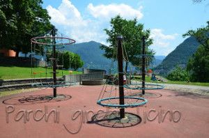Do you need a play break!? Non problem at all! Your children have fun while you admiring the stunning view!