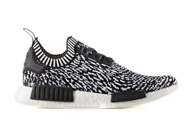 "New NMD PK ""Zebra pack"" pattern looking like $20 fake Yeezys"