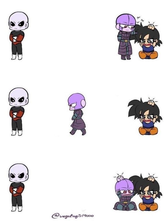 [Spoiler] Episodes 110 and 111 in a nutshell [Artwork by Vegetagirl9000] : dbz