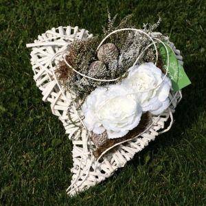 Dušičková aranžmá a dekorace na hrob | Floresco