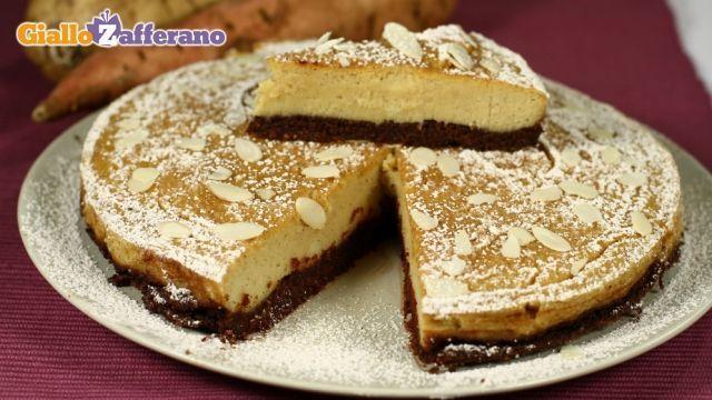 Torta di patate dolci: Sweet Poato Cake