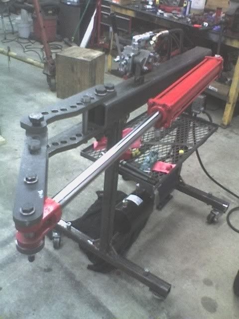 hydraulic pipe bending machine mini project pdf