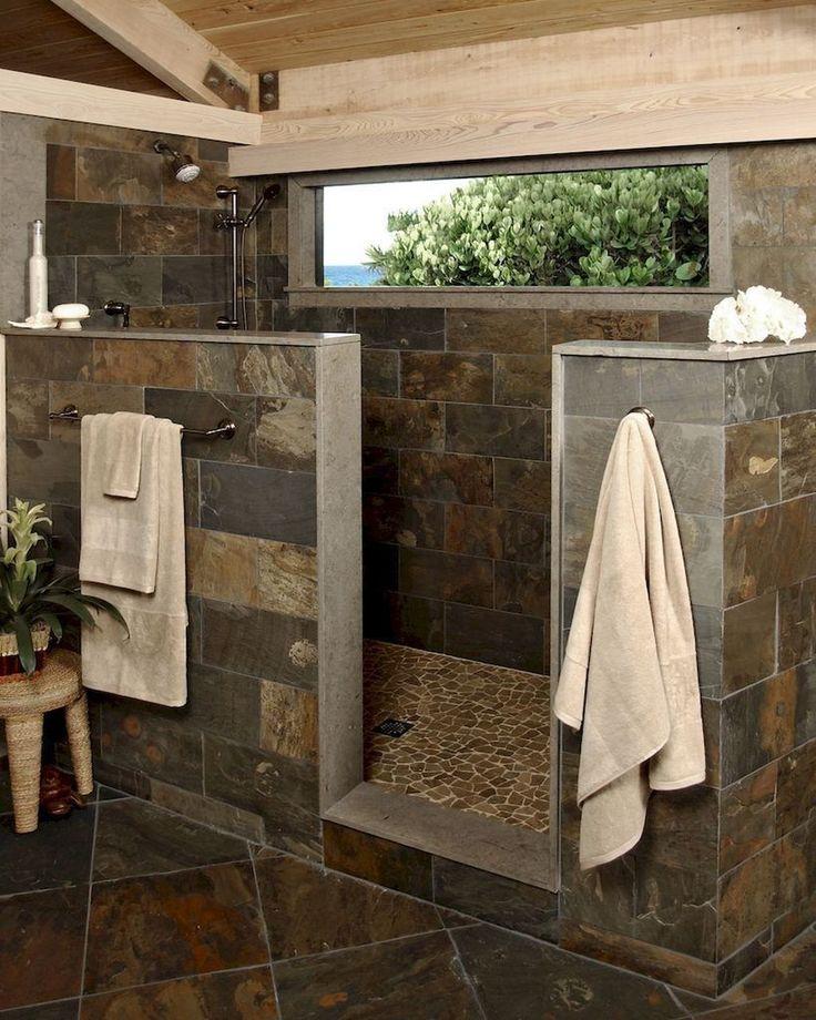 Rustic Farmhouse Style Bathroom Remodel Ideas (32)