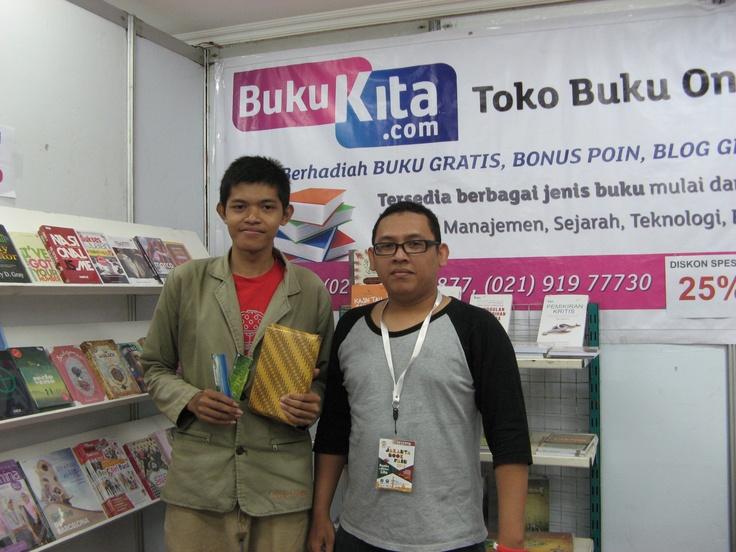 Pemenang Kuis #PestaBukuJakarta 2012