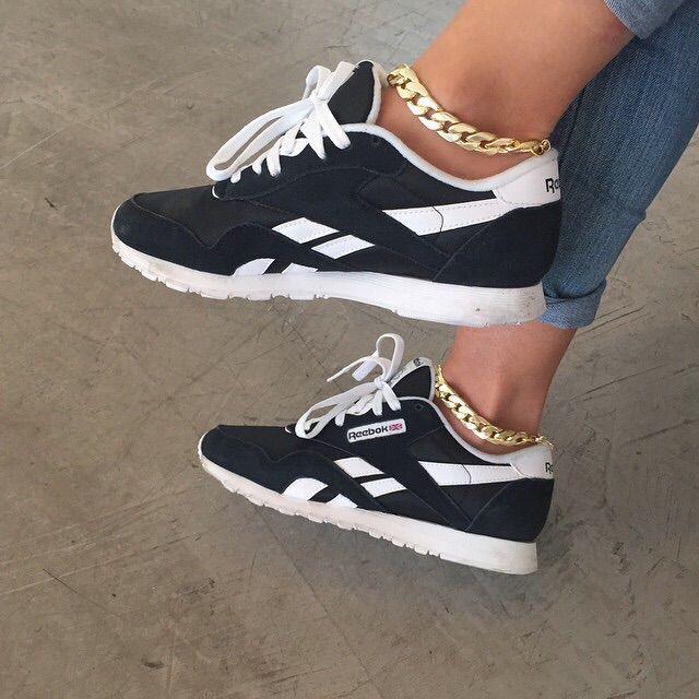 reebok sneakers tumblr