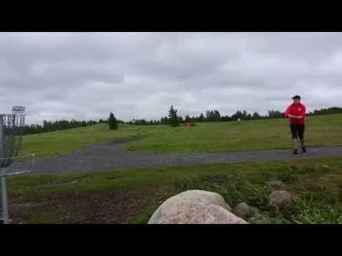 One of the most incredible Disc Golf videos to date