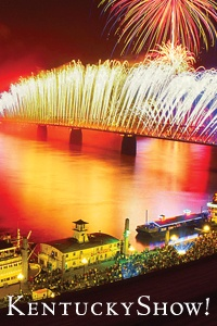 ♥♥♥'thunder over louisville', largest fireworks display in the U.S., kicks off the Kentucky Derby festival