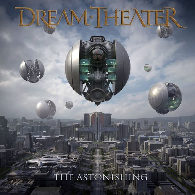 "Dream Theater - ""The Astonishing"" CAN'T WAIT TO SEE THIS SHOW LIVE!! 8/22/16 Tower Theater"