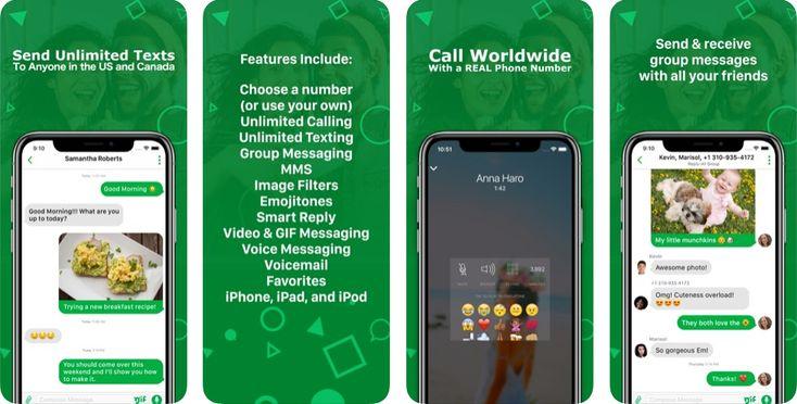 برامج وتطبيقات ارقام وهمية للحصول على رقم وهمي امريكي لتفعيل واتساب برنامج يعطيك رقم امريكي للواتس اب 2020 Real Phone Numbers Text Features Phone Numbers