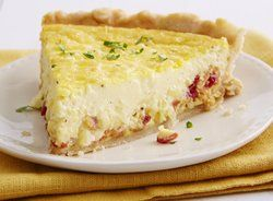 Betty Crocker Quiche Lorraine: Quiche Lorraine, Easter Recipe, Eggs Baking, Breakfast, Quiche Lorraine, Betty Crocker, Gluten Free, Crusts, Quiches Recipe