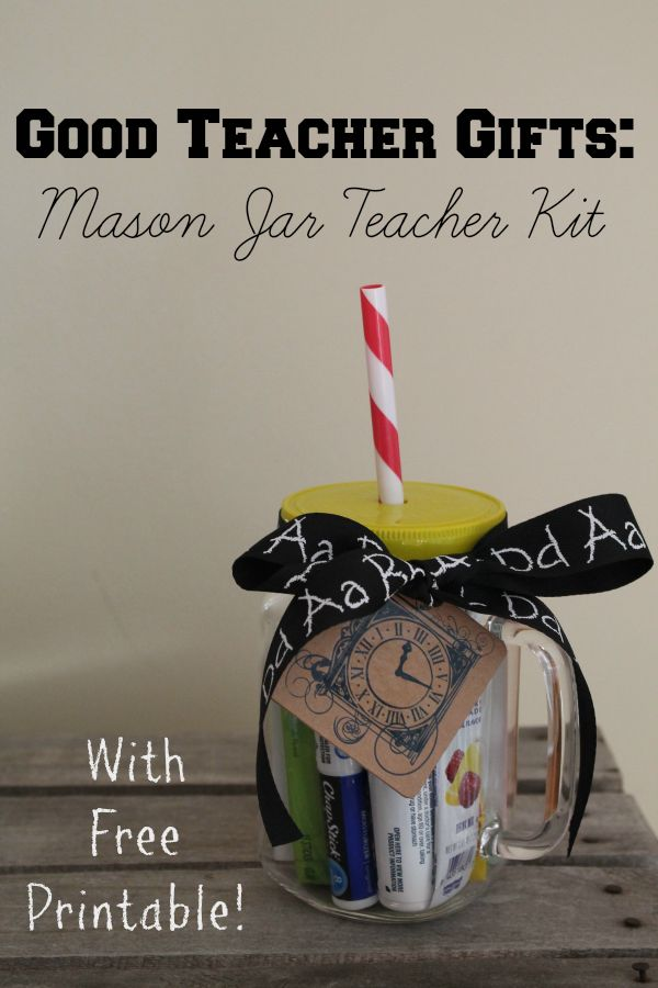 Looking for good teacher gifts each year can be a chore. Read about the qualities of good teacher gifts and see how to make one, even if you aren't crafty!