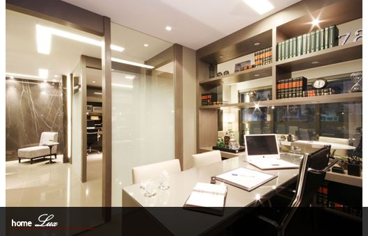 Como decorar escritório sofisticado de advocacia