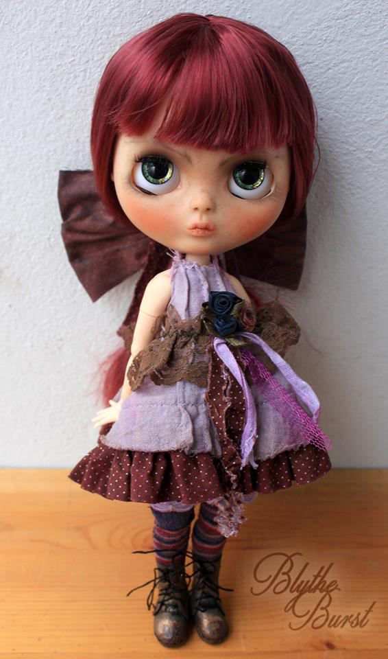 https://flic.kr/p/StfPvs | Custom Blythe Amethyst Blythe-Burst | #ooakCustomBlythe #Blythe #Doll #Custom #Ooak #Bjd #Blytheburst #blythedoll #BlytheCustom #CustomBlythe #neoblythe #blythedolls #kawaii #cute #japan #collectibles #OoakBlythe #BlytheOoak