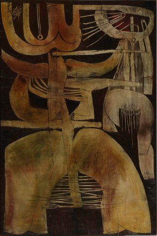 Cecil Skotnes (1926-2009) was een prominente Zuid-Afrikaanse kunstenaar.