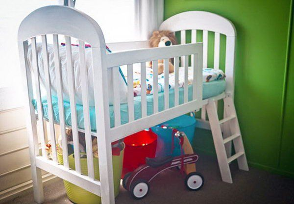 146 Best Images About Cribs Amp Changing Tables Repurposed