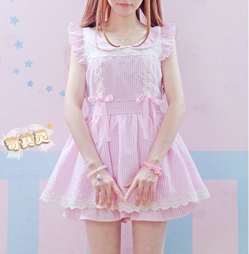 Kawaii Clothing | Vestido Lolita Dress WH070 | Online Store Powered by Storenvy