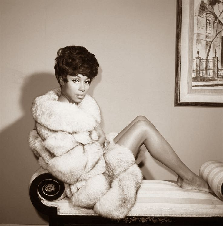 THE LADY WEARS MINK:| DIAHANN CARROLL | 1960s Diahann Carroll (born July 17, 1935) is an American television and stage actress and singer. After appearing in some of the earliest major studio films to feature black casts, such as Carmen Jones (1954)...