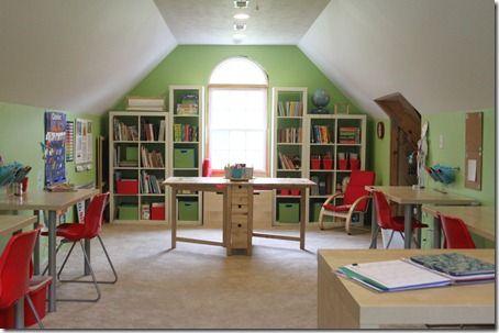 bonus room school room