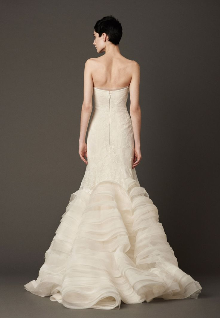 7 Best Vera Wang Wedding Gowns Images On Pinterest