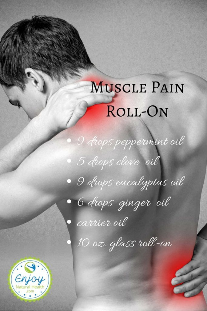 Muscle Pain Roll On - just one of the benefits of eucalyptus oil. See 9 more…