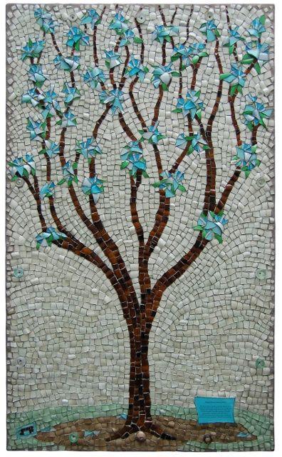 'Ampulacaeruleus floris' by Jo Braun