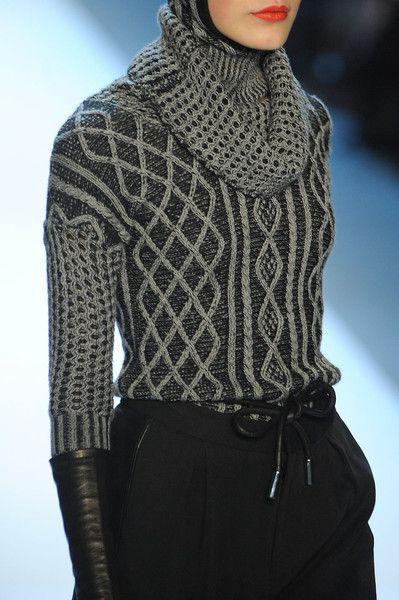 Charlotte Ronson at New York Fashion Week Fall 2012