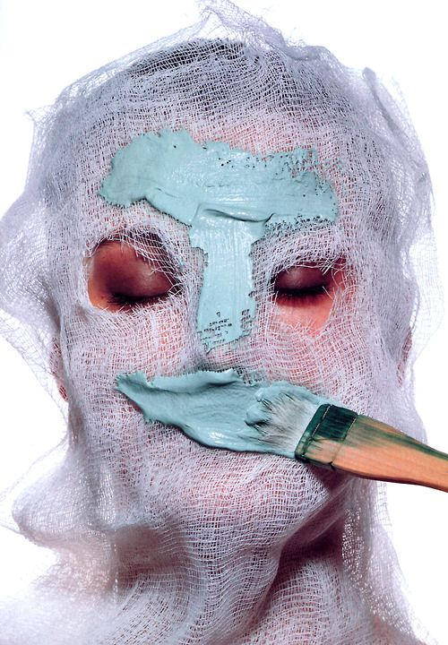 Irving Penn for American Vogue, December 1997.