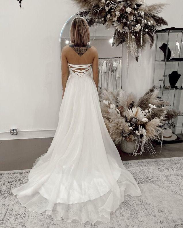 Pin On Minimal Wedding Dresses,Cheap Wedding Dresses For Sale Near Me