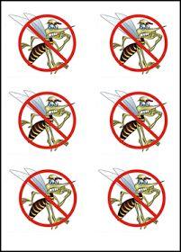 Ensinando com Carinho: Tarjetas com informações sobre preservação do mosquito da…