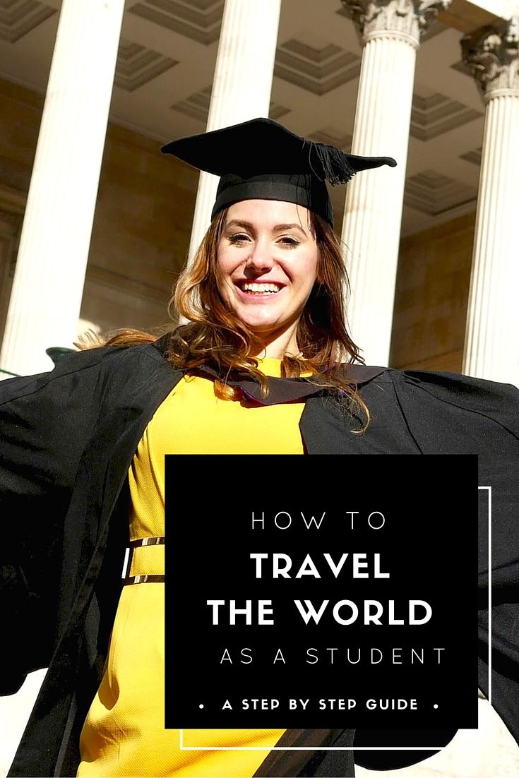 Do you want to know how to travel the world as a student? Traveling on a student budget is not as difficult as it may seem! If you'd like to know how you can travel while you're at university, this guide to student travel should answer all your questions...
