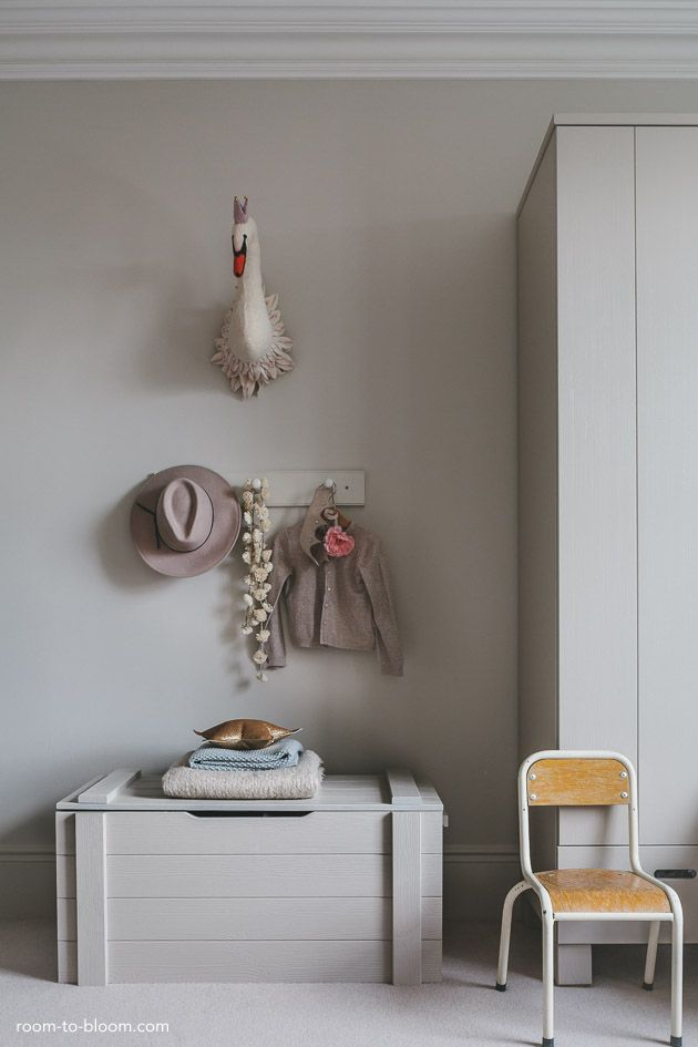 A new bedroom for Charlotte | Room to Bloom interior design for children