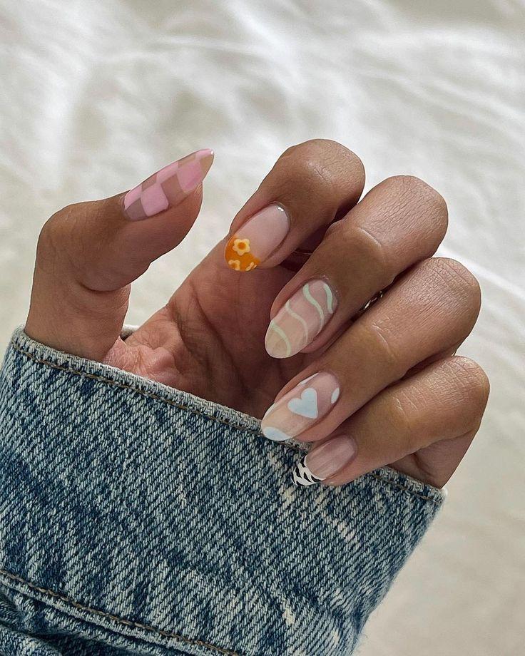 Pin by Laura Budd on Wedding | Star nail designs, Stylish