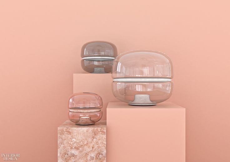 Interior Design Magazine showcases 8 new lighting products. Lucie Koldova's Macaron rounds out the list. http://bit.ly/2xOabjY  Brokis - lights - MACARON by Lucie Koldova - interior - design.