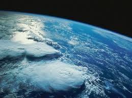Detalle maravilloso de nuestro planeta tierra de cerca