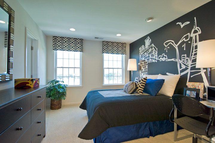 Interior Design - Boys Bedroom