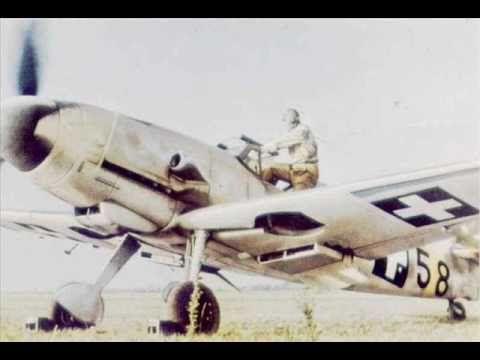 Magyar repülők a második világháborúban - YouTube