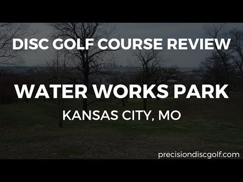 Disc Golf Course Review - Water Works Park