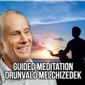 Spread the LOVE!            Close your eyes and lose yourself for 10 minutes while Drunvalo Melchizedek leads you in a thoroughly relaxing guided meditation. Drunvalo Melchizedek is the author of several books including The Ancient Secret of the Flower of Life, Vol. 1, The Ancient Secret of the Flower of Life, Volume 2, Living in the …
