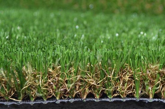 דשא מלאכותי DIY בית תפאורה