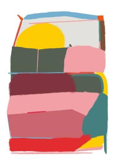HaloCalo Saatchi Art #art #abstractart